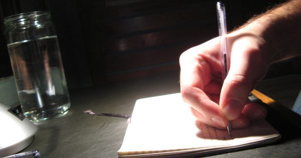 Habit of Writing