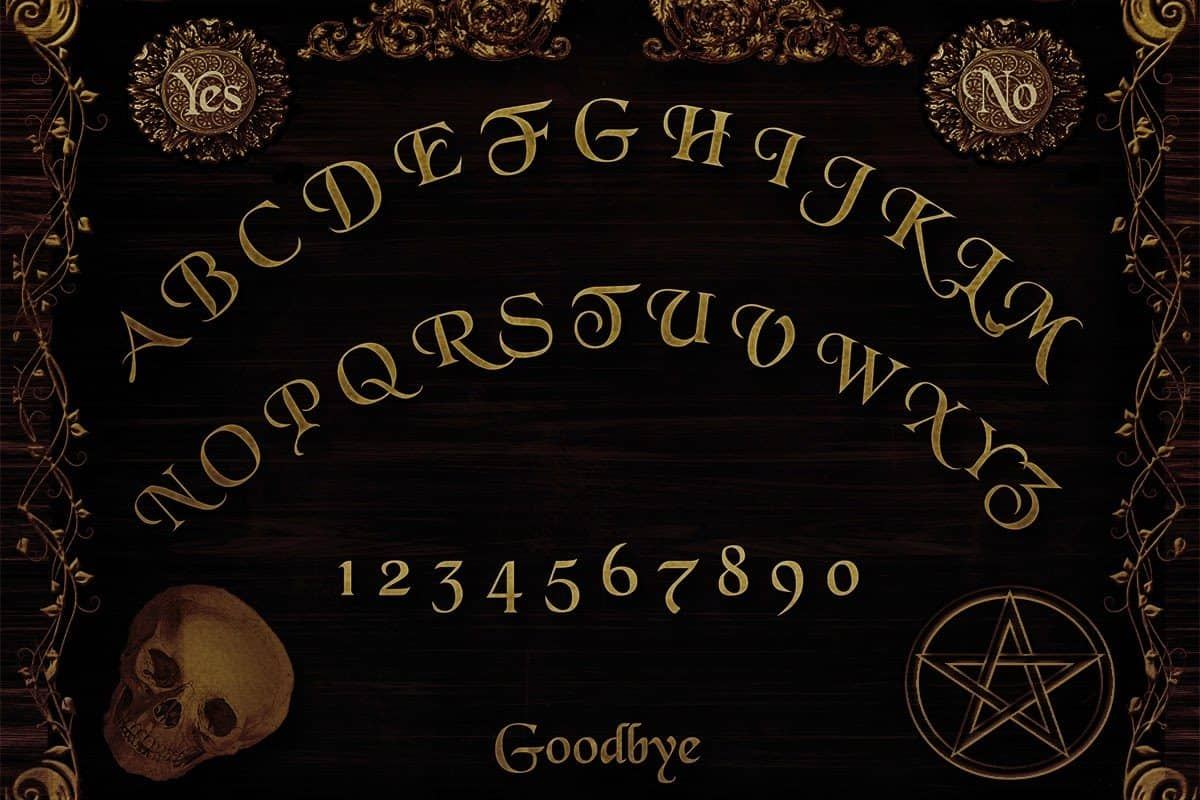 graphic relating to Printable Ouija Boards known as What In the direction of Try to remember As soon as Participating in With Your Ouija Board Espresso