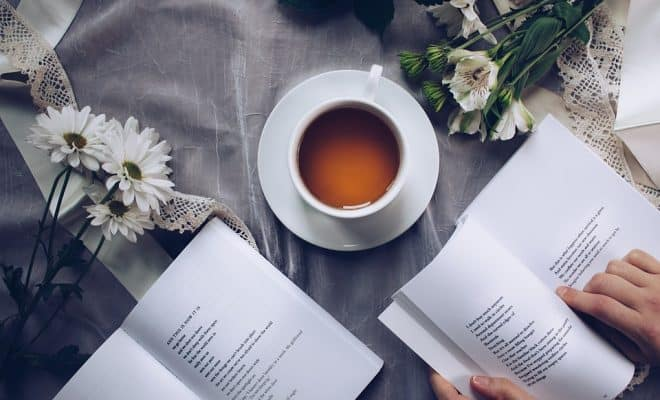 coffee poetry books