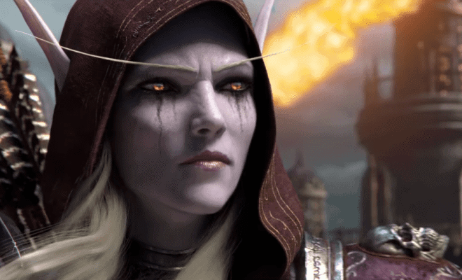 world of warcraft sylvanas