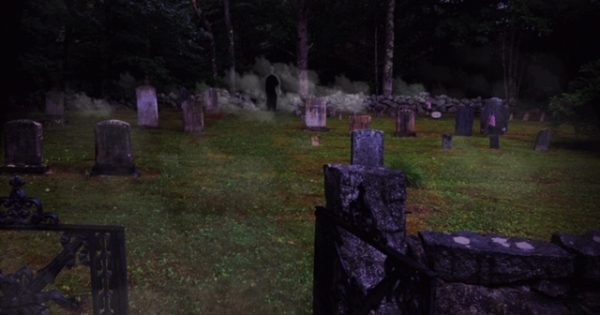 Cemetery, Nightfall, Entity