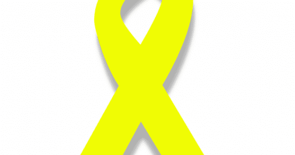 yellow ribbon