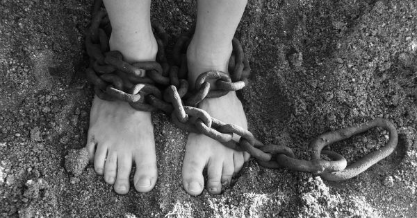 Chains, kidnapped